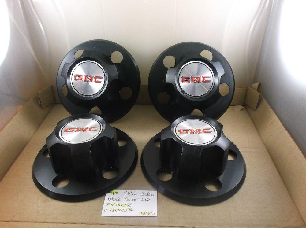 1985-1989 GMC Safari Rally Wheels Center Cap 15594373 M540 #OEMGMC ...