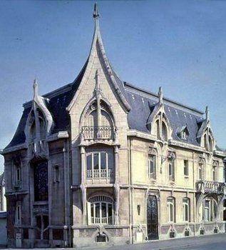 immeuble weissenburger architecte lucien weissenburger 1 boulevard charles v nancy 1903 1905. Black Bedroom Furniture Sets. Home Design Ideas