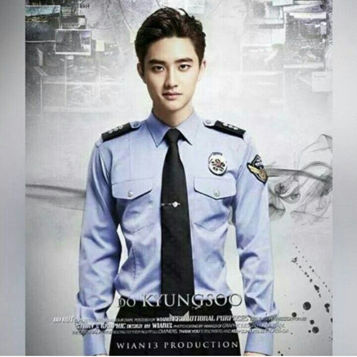 I Wonder If He Would Come Back Like This After His Military Service Kyungsoo Exo Kyungsoo Exo
