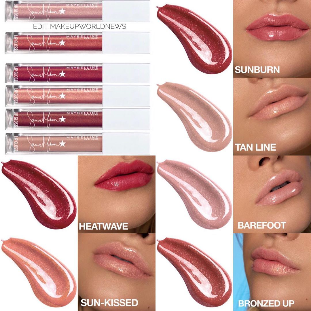 New Maybelline Maybelline Ultra Glossy Lip Gloss