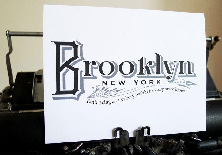 Brooklyn! by pressedinbrooklyn.com