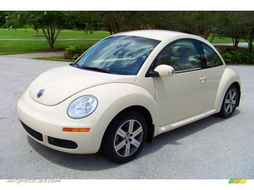 2006 new beetle tdi coupe harvest moon beige cream photo 1