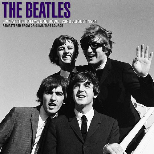Quality3: Beatles: Hollywood Bowl 1964 (Soundboard) FLAC | Beetles