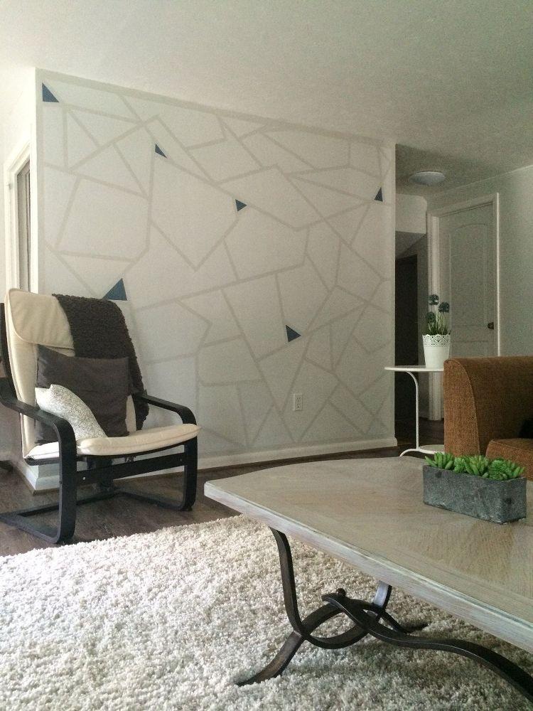 Forclosure Remodel: Foreclosure Renovation: Accent Walls