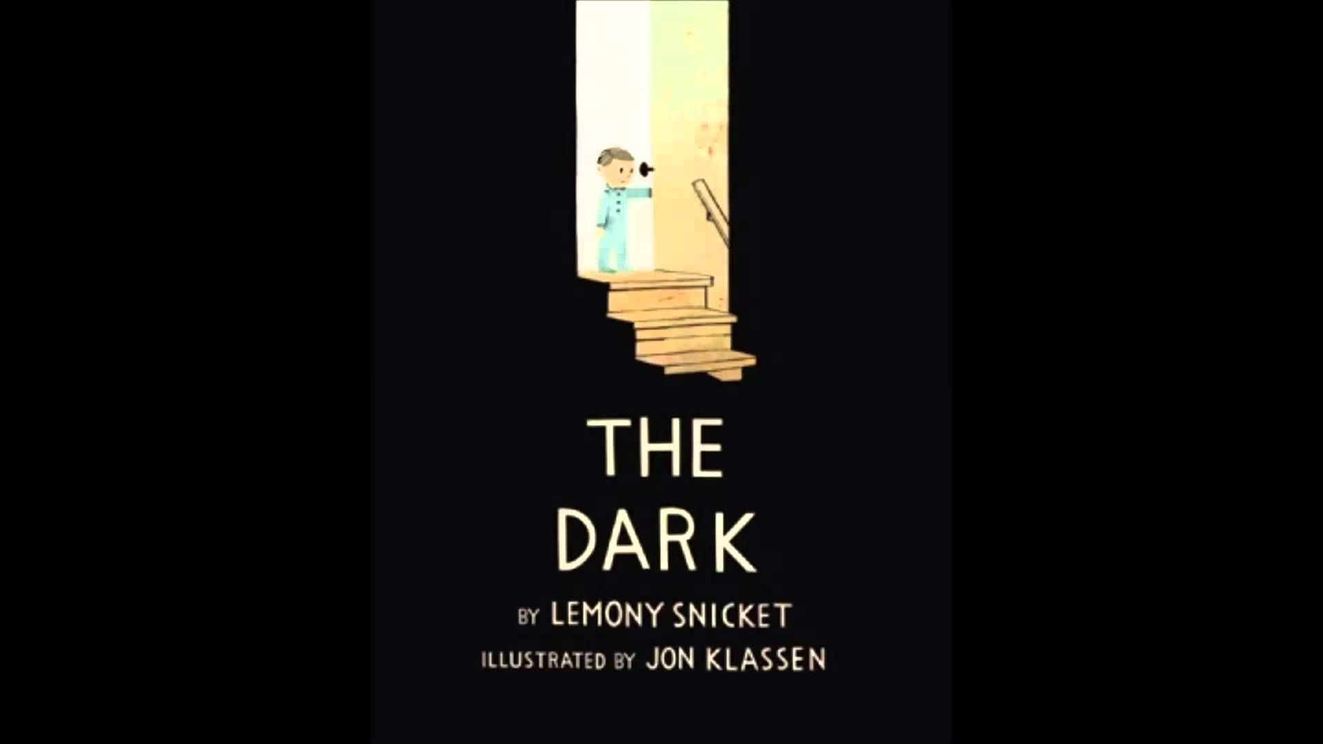 The Dark By Lemony Snicket Audio Book