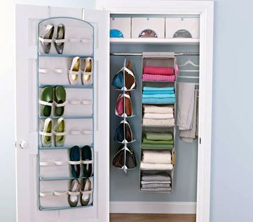 Beautiful Adding More Storage Space To Your Closet
