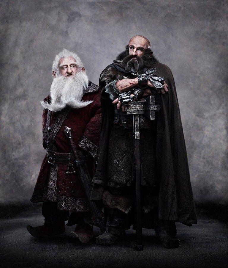 dwarves | Balin & Dwalin | The Swamp