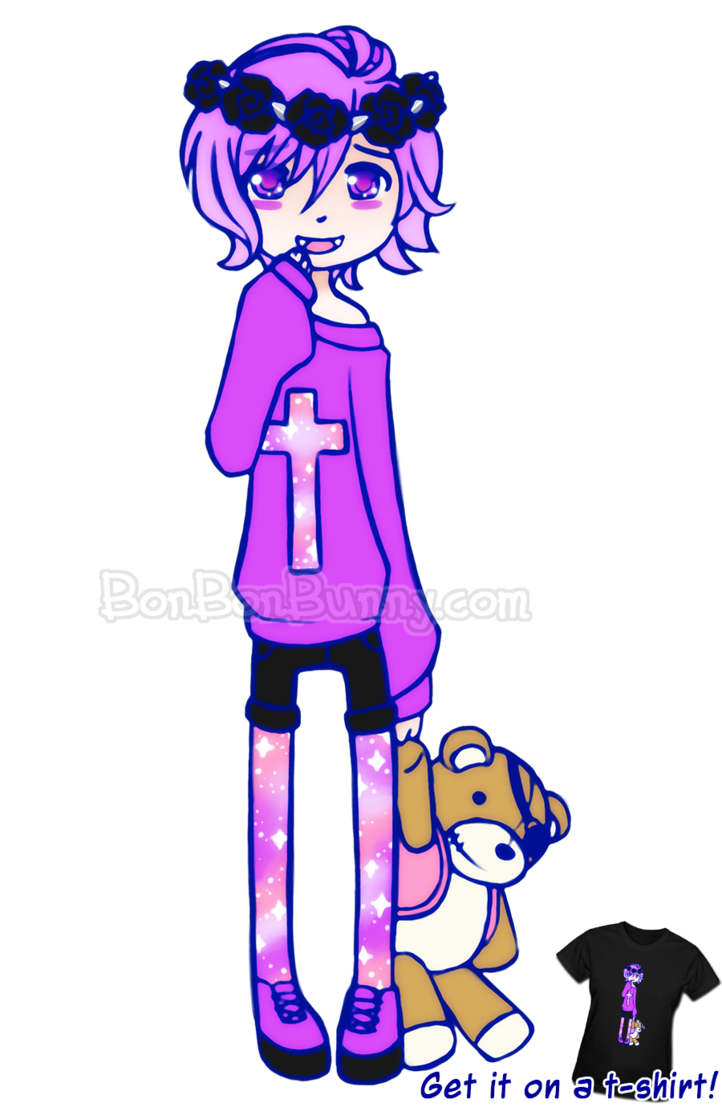 Pastel Goth Kanato (only mention that because the OP said