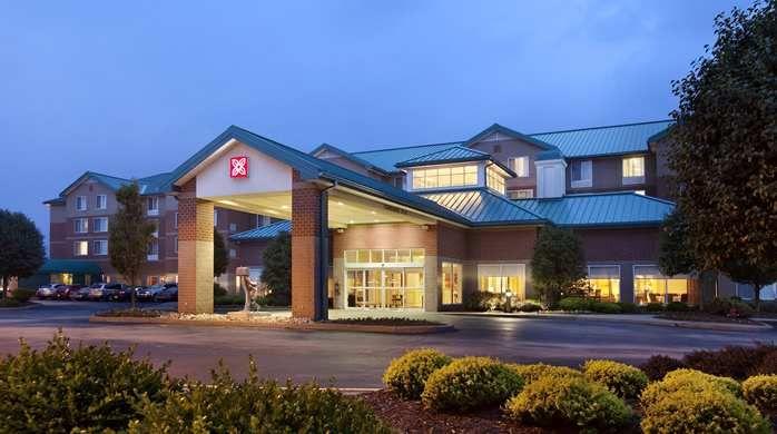 Hilton Garden Inn Pittsburgh/Southpointe Hotel, Canonsburg, PA - Hotel Exterior Night