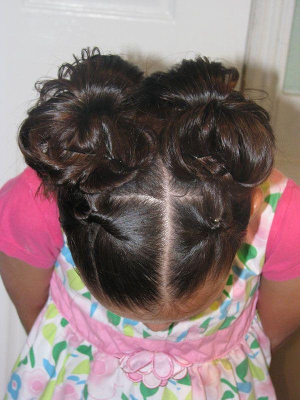 Fancy Ponytails #hair #hairstyles #hairdos