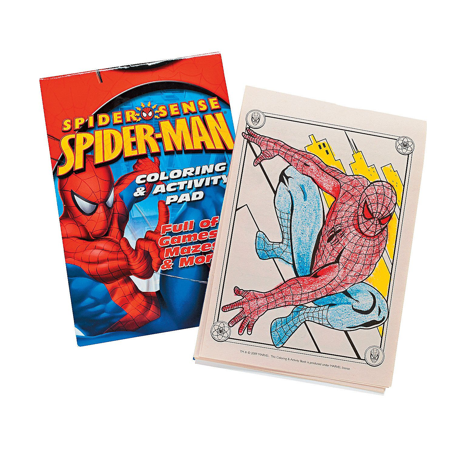 Spider Man Coloring Activity Book Cover Art May Vary By Bendon Publising 4 98 Spider Man Jumbo Colori Book Cover Art Color Activities Childrens Drawings