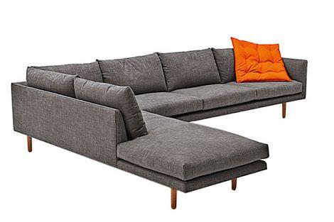 U0027Nooku0027 Sofa By Jardan   Extension   Lounge   Pinterest   Fabric Sofa And  Interiors