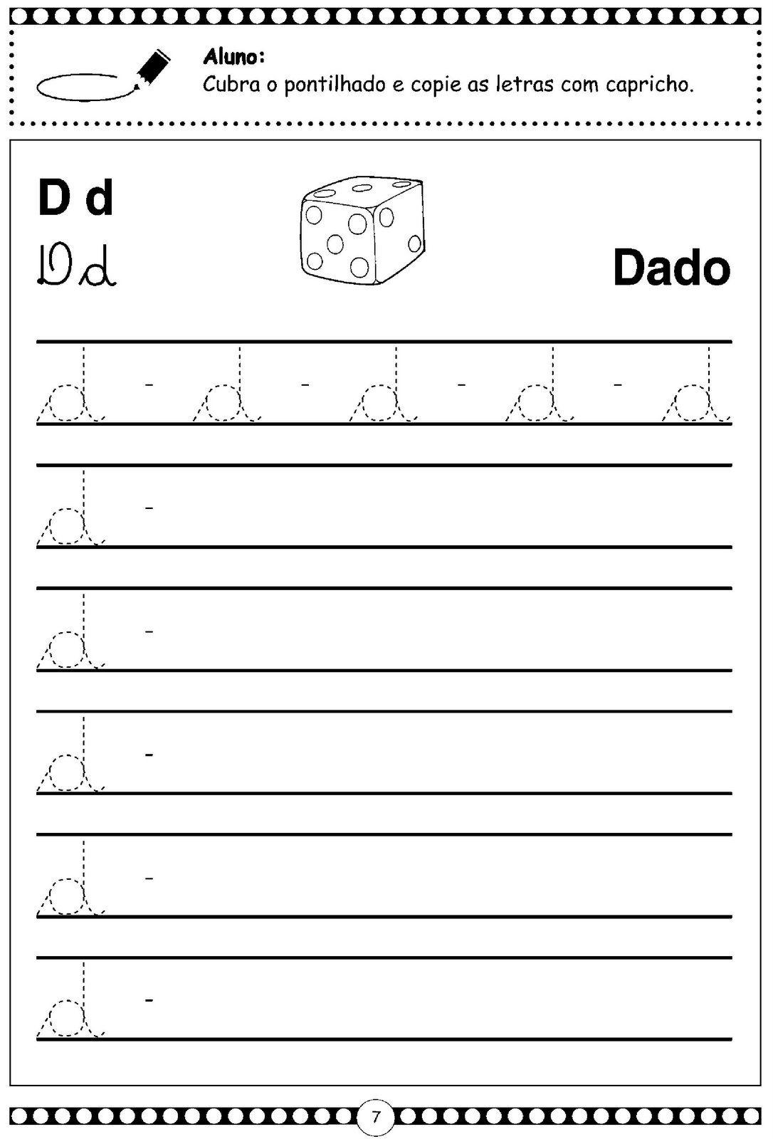 Alfabeto Cursivo Letra D Minuscula Letra Cursiva Alfabeto Cursivo