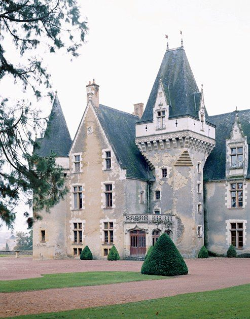 Timothy Corrigan's Loire Valley Retreat
