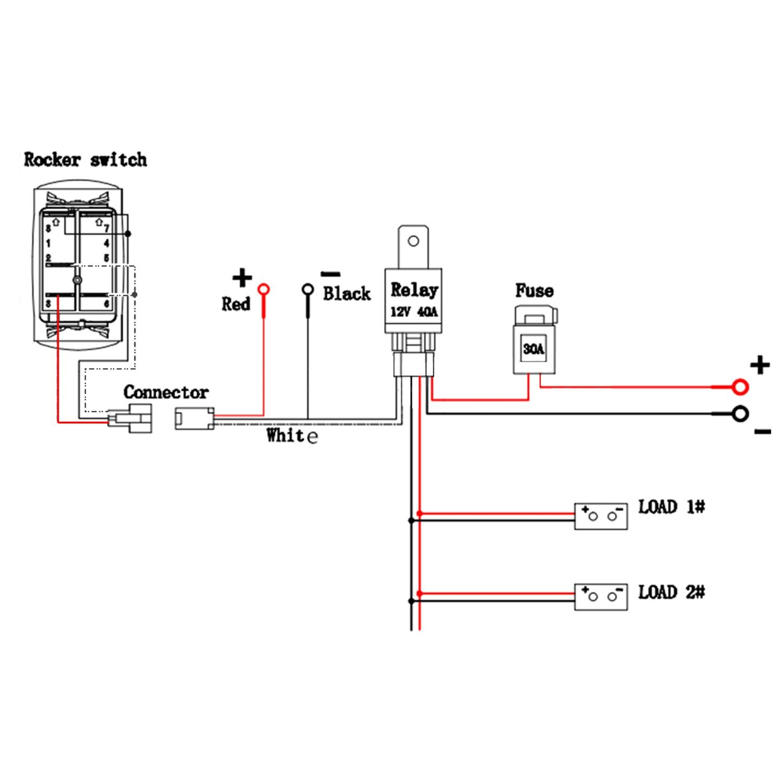 Schematic Diagram Switch Symbol