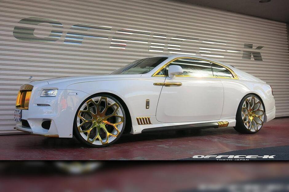 Rolls-Royce Wraith von Office-K