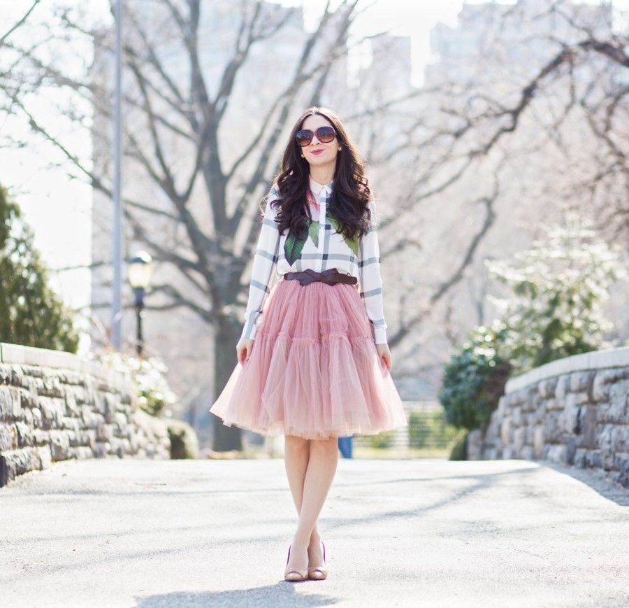 99035a62 Trellis Check - Dressed Up Deniz | Favorite Bloggers