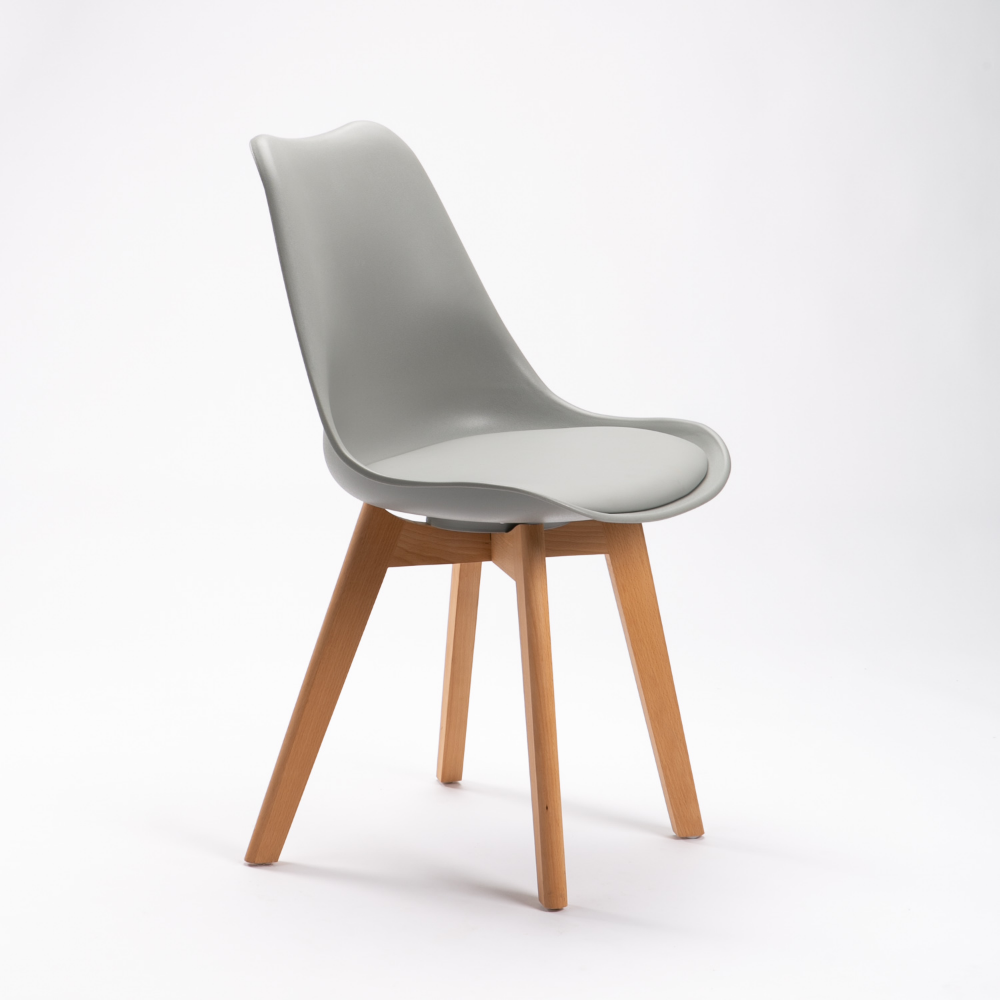 Emily wooden leg dining chair Dining chairs, Chair price