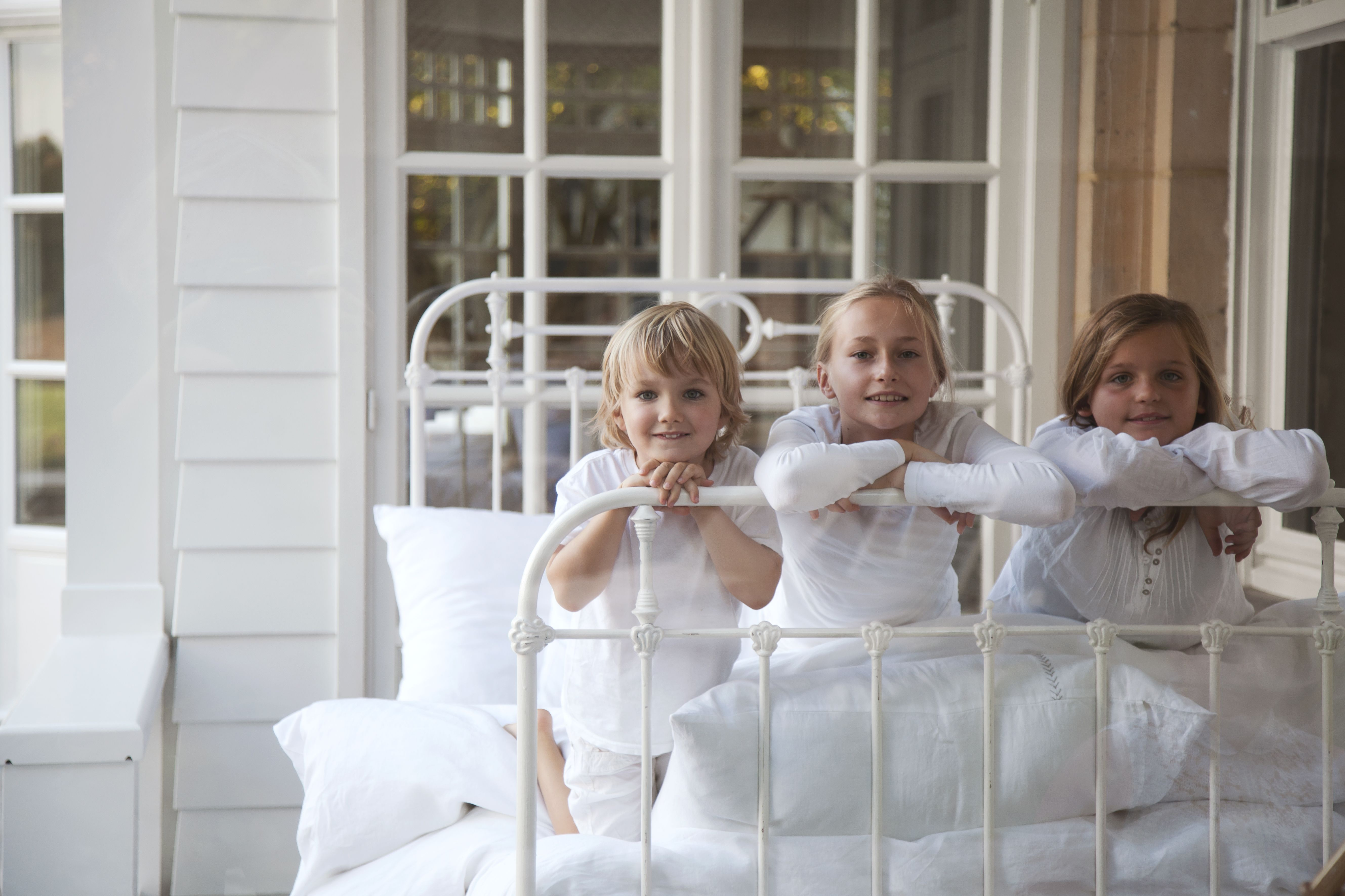 Your Organic Bedroom: The Purest Of Bed Linen: Libeco Home Organic! The Heritage