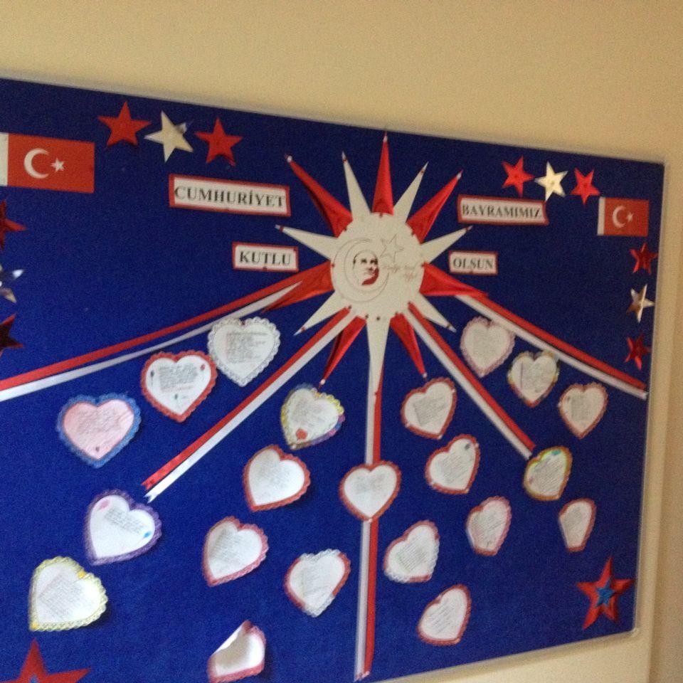 29 Ekim Cumhuriyet Bayrami 3 Sinif Etkinlikleri Sinif Faaliyetler