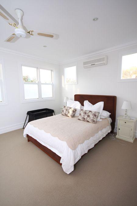 Natural White Plus Vivid White Ceiling Paint Colours