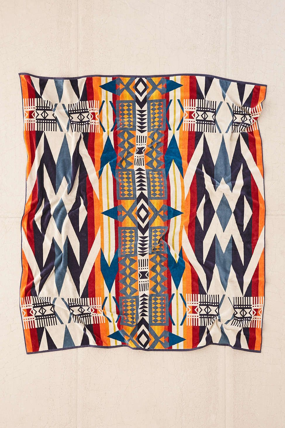 Pendleton Fire Legend Towel For Two Oversized Towel Fancy Towels Pendleton Towel