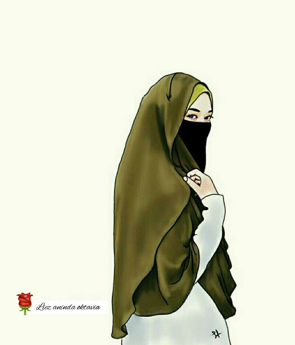 Kartun Oleh Tsaltsarm Di Barakallah