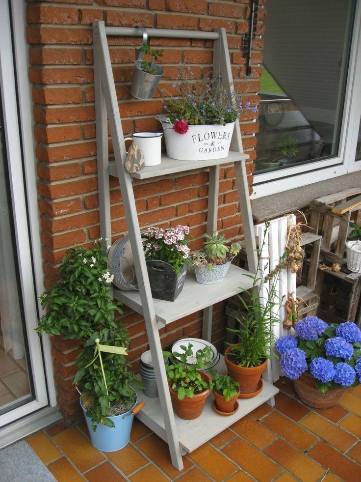 um den platz auf dem balkon optimal ausnutzen zu k auf ausnutzen balkon dem den