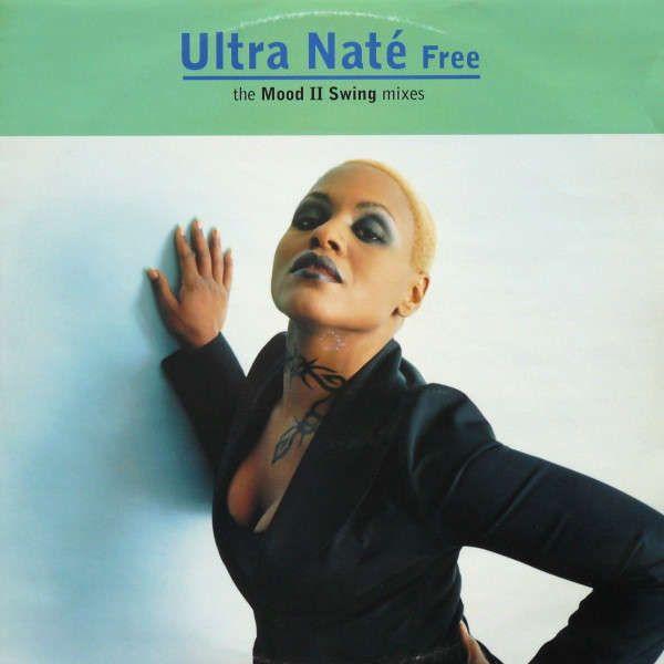 Ultra Naté – Free (single cover art)