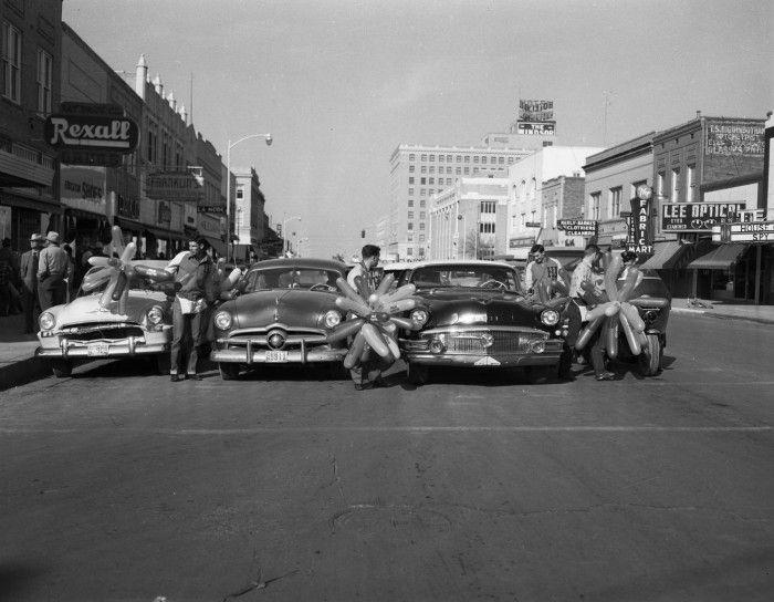 Abilene Texas 1950s Hemmings Daily Abilene Texas Abilene Street Scenes