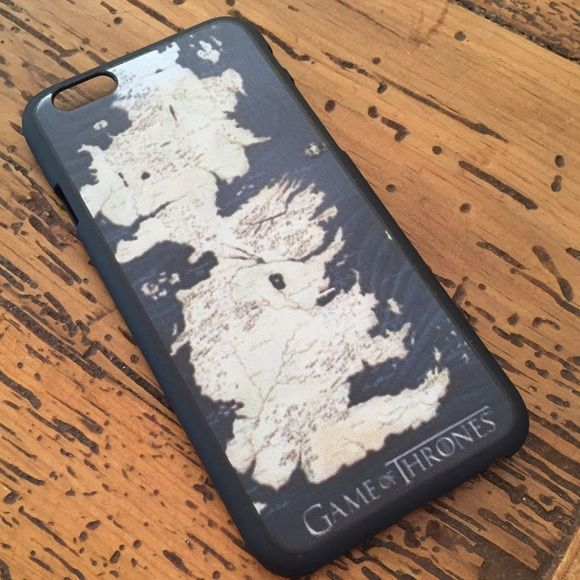 new game of thrones map iphone 6 hard case new game of thrones iphone 6 case hard cover slim just in time for season 6 accessories phone cases