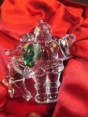 Waterford Christmas Wonders Collection St Nicholas Ornament 1st Ed NIB Ireland