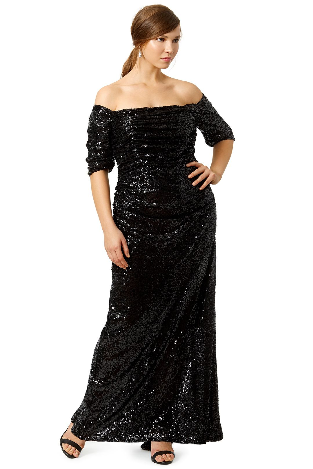 Midnight Stars Gown by Badgley Mischka for 100 Rent The