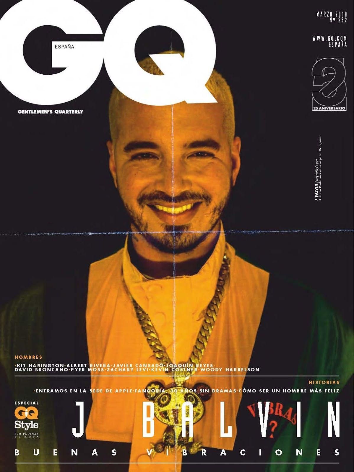 J Balvin For Gq Spain Gq Mens Editorial Gq Magazine