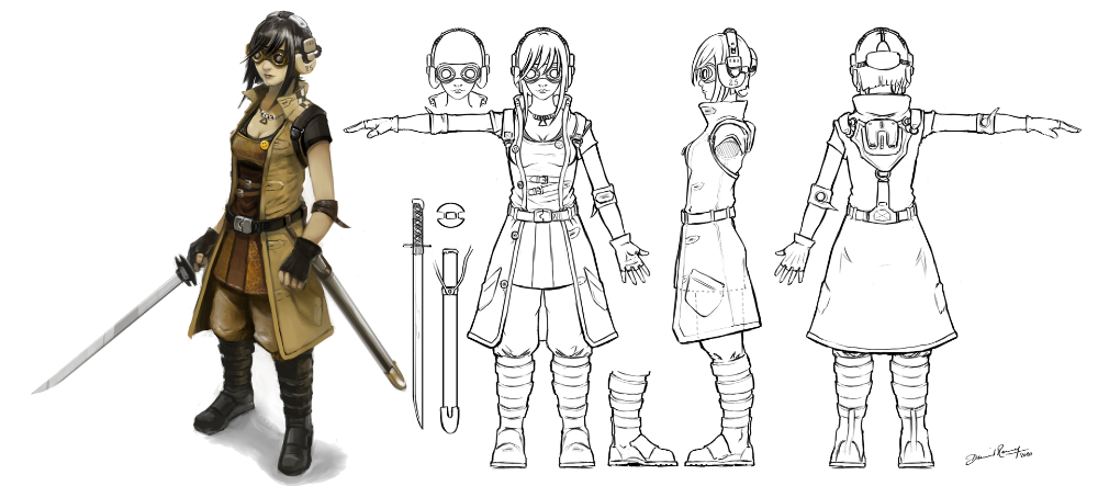 Model sheet Wikipedia (With images) Character model