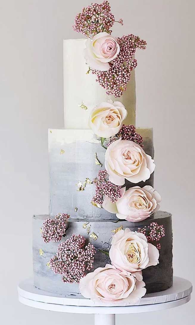 The Prettiest Unique Wedding Cakes We Ve Ever Seen Wedding Cake Centerpieces Unique Wedding Cakes Pretty Wedding Cakes