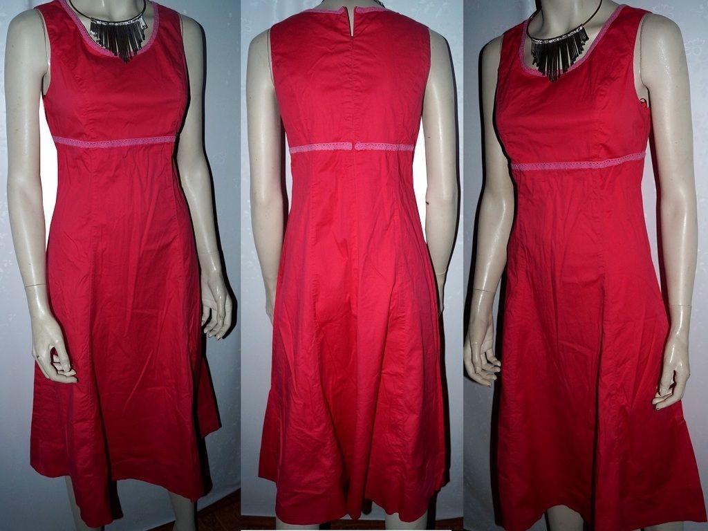 Taboo Oryginalna Sukienka Malinowa 38 40 5799644790 Oficjalne Archiwum Allegro Dresses Red Formal Dress Formal Dresses