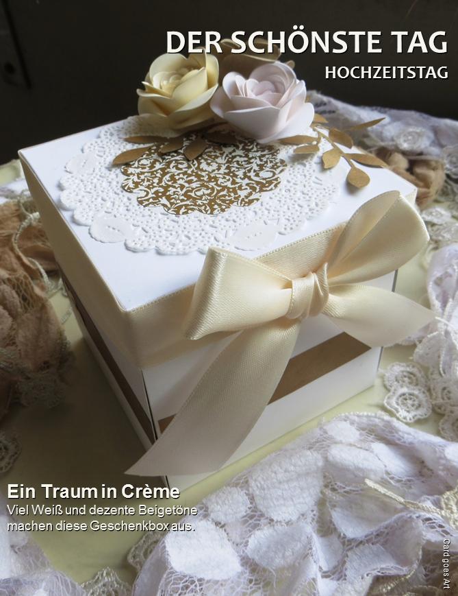 Card goes Art: Ein Hochzeitsgeschenk