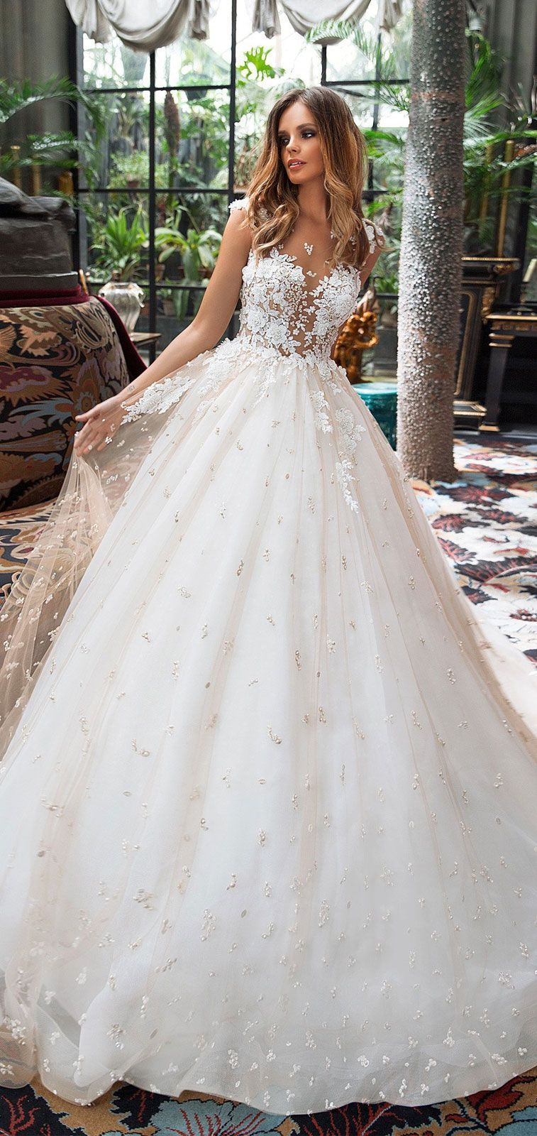 Vintage Princess Wedding Dress