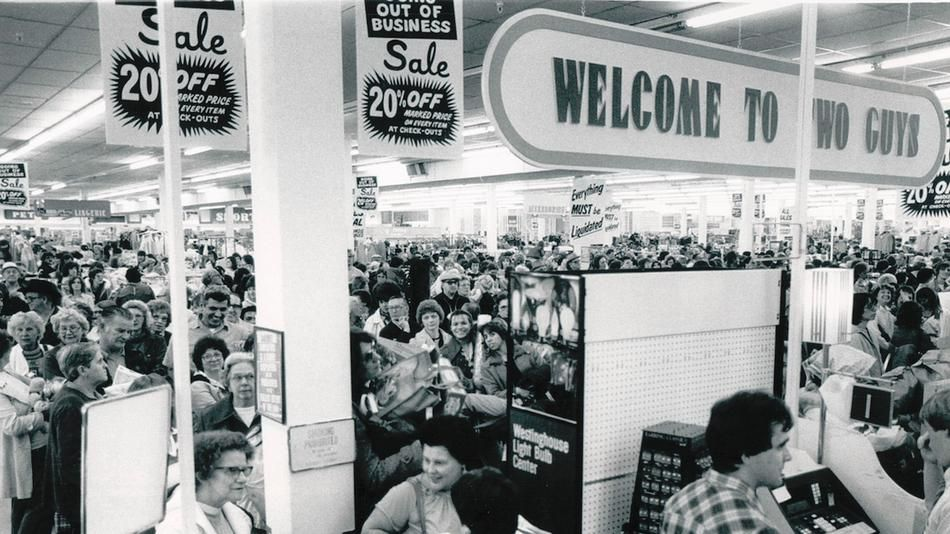 Iconic Lehigh Valley stores: Two Guys
