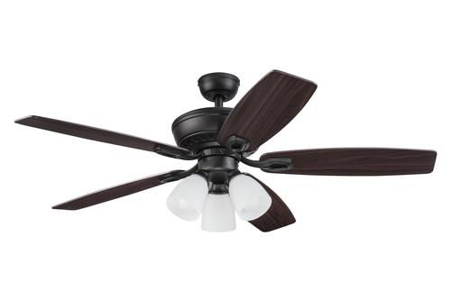 Turn Of The Century Conley 52 Led Ceiling Fan With Remote At Menards Turn Of The Century Ceiling Fan Led Ceiling Fan Ceiling Fan With Remote