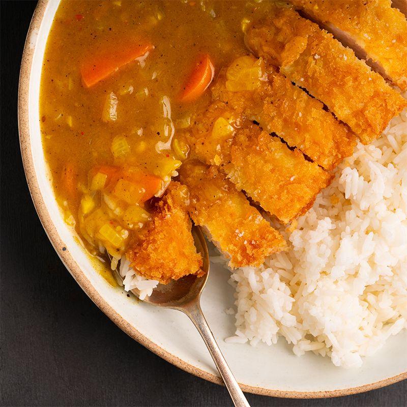 Japanese Chicken Katsu Curry Marion S Kitchen Katsu Curry Recipes Chicken Katsu Curry Curry Recipes
