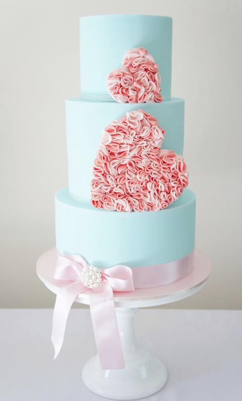 Eye-Catching Wedding Cake Inspiration | Cake, Eye and Wedding