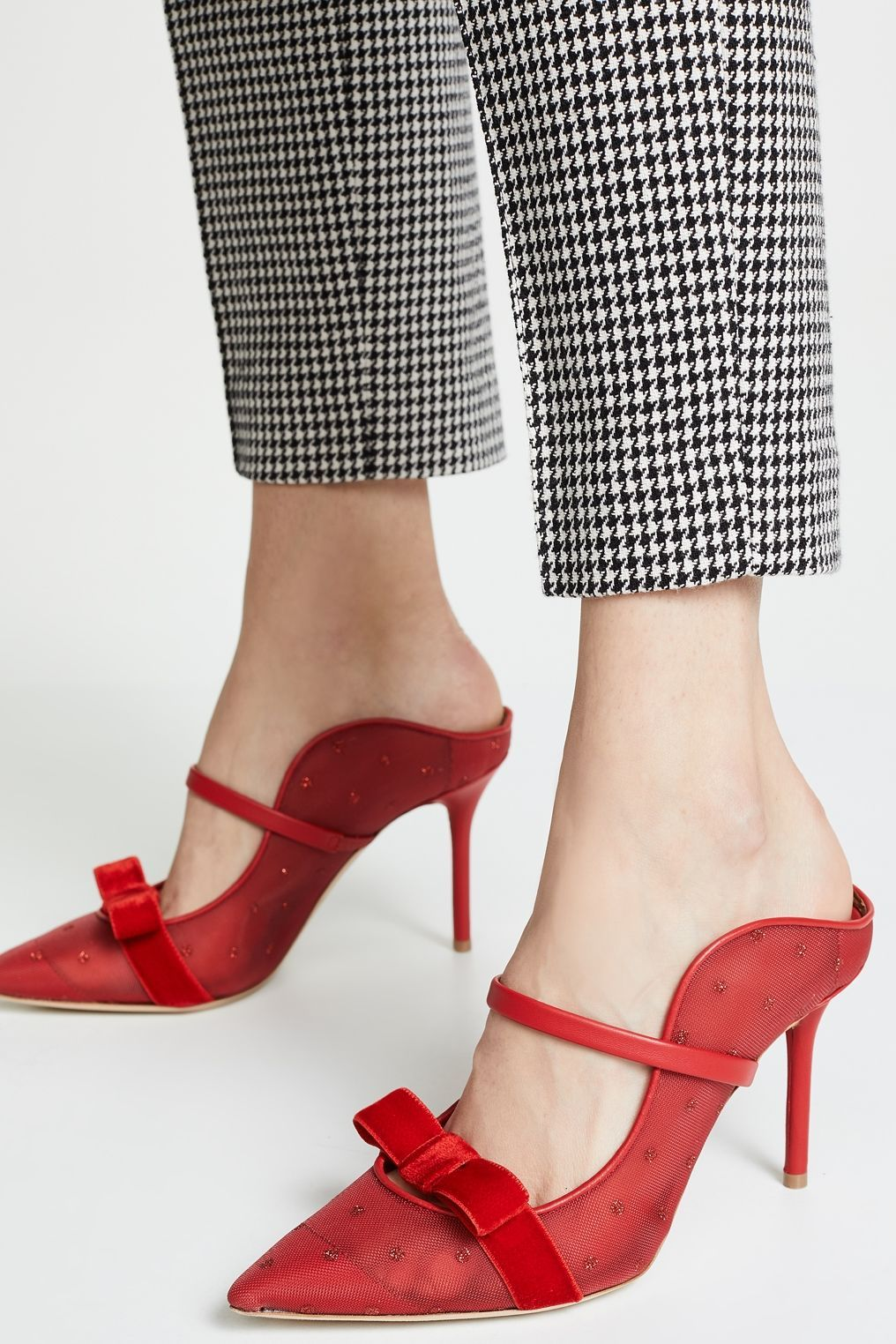 a3be4c9fc6 Would you wear these pumps featuring glittery polka dots