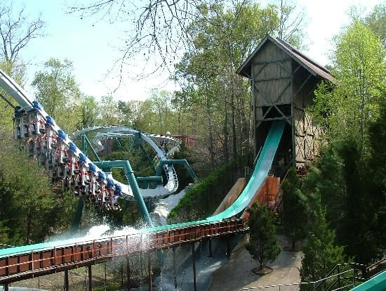 Busch Gardens, Williamsburg Va