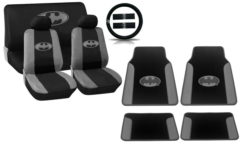 Batman Seat Covers For Cait