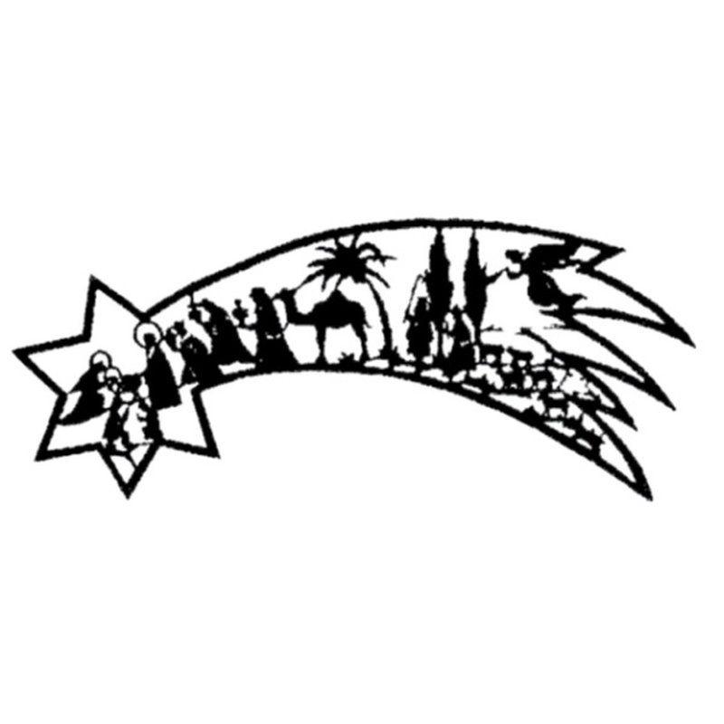 Sternschnuppe vorlage stern vorlage pinterest - Vorlagen fensterbilder ...