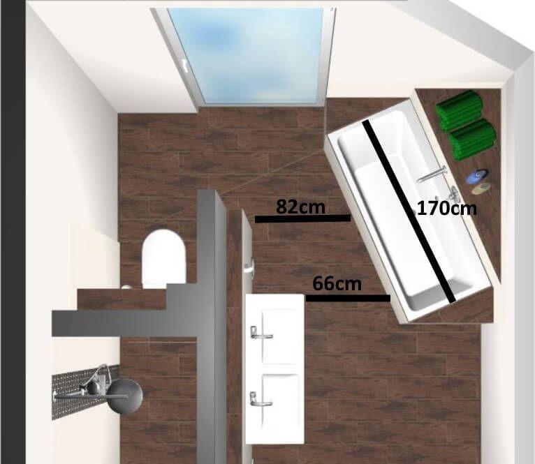 Fliesen Und Badezimmer Planung Im Neubau Fliesen Und Badezimmer Planung Im Neubau Es Ist Einfacher Als S In 2020 Badrenovierung Badezimmer Bauen Badezimmer Grundriss
