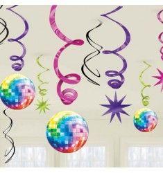 décorations Surprise Party à suspendre