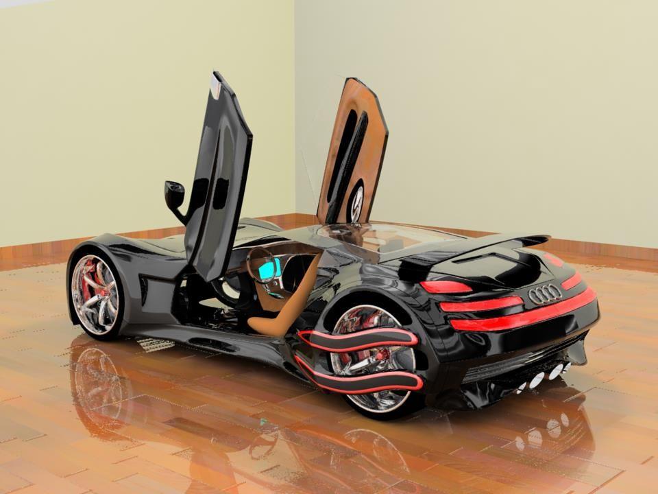 Audi Futuristic concept